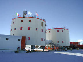 Base antarctique Concordia